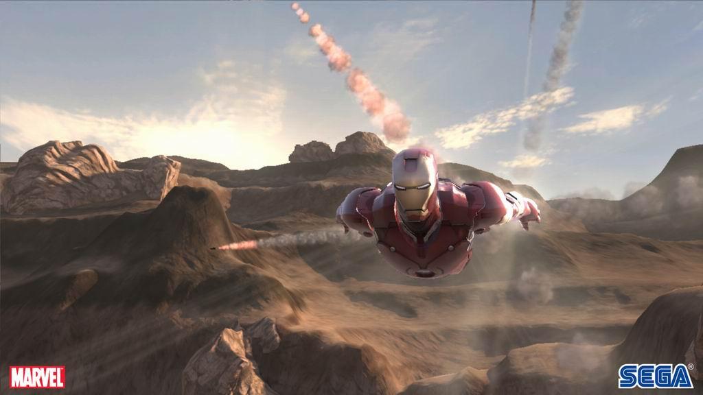 Iron Man Multi Edit 016