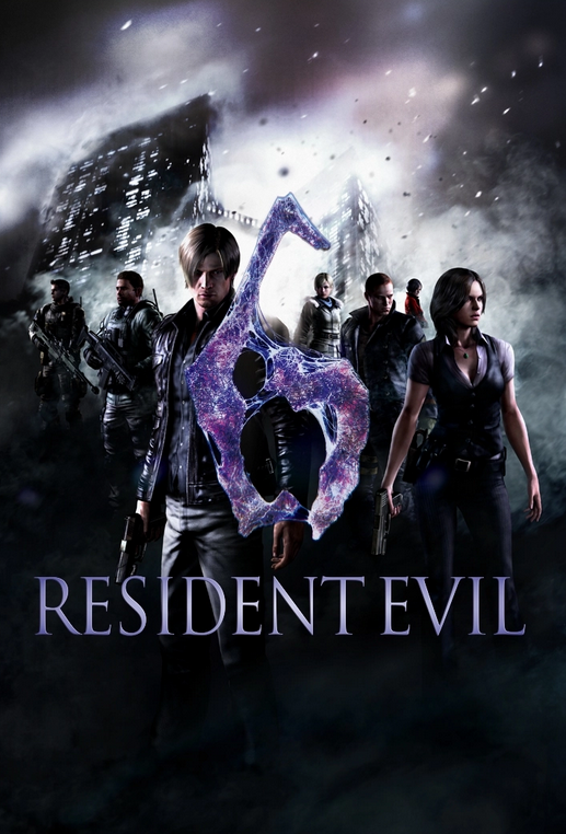 ResidentEvil6 Switch Jaquette 001