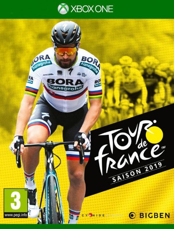 Tour de France : Saison 2019