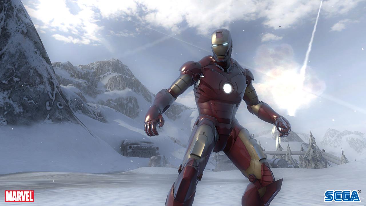 Iron Man Multi Edit 003