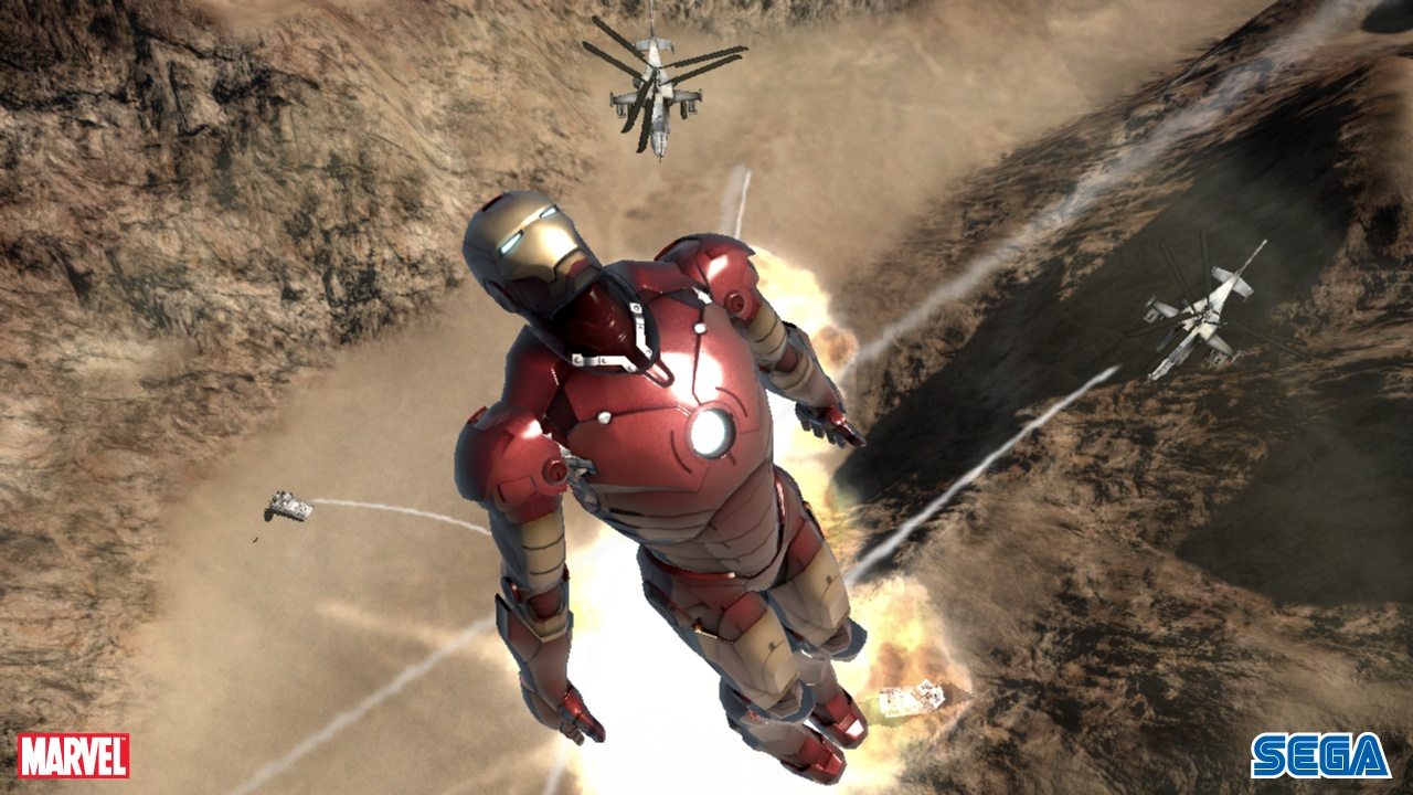 Iron Man Multi Edit 006