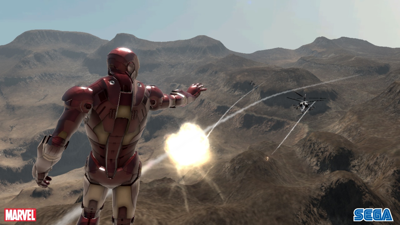 Iron Man Multi Edit 007