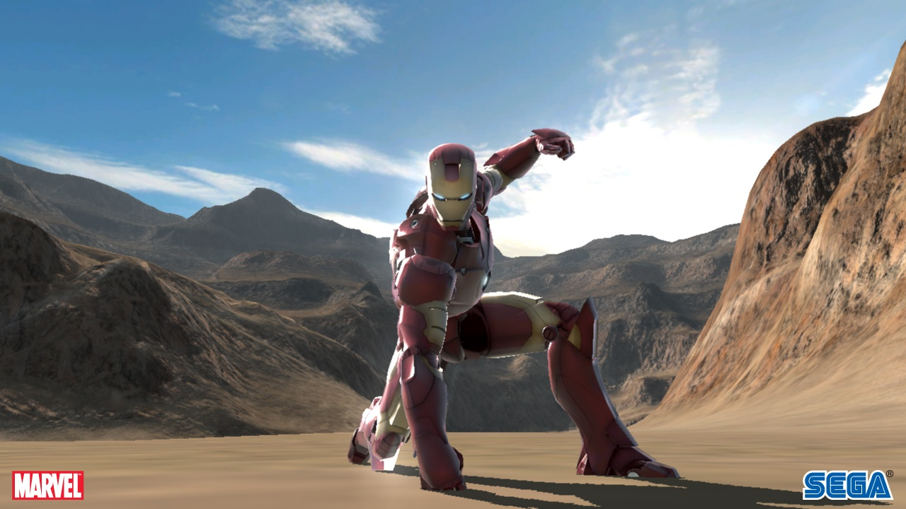 Iron Man Multi Edit 009
