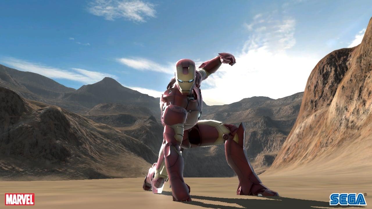 Iron Man Multi Edit 009