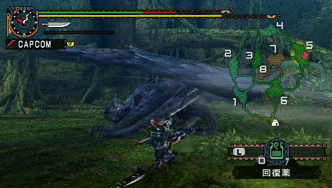 MonsterHunterPortable2ndG PSP Edit001