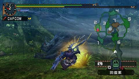 MonsterHunterPortable2ndG PSP Edit002