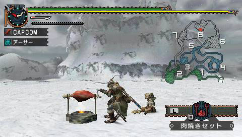 MonsterHunterPortable2ndG PSP Edit012