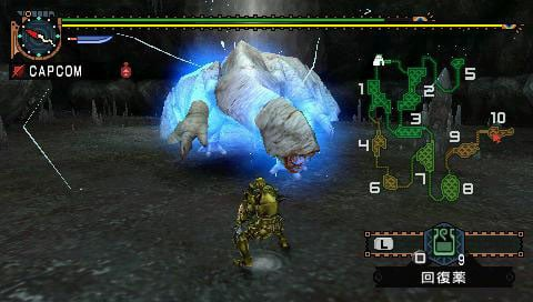 MonsterHunterPortable2ndG PSP Edit020