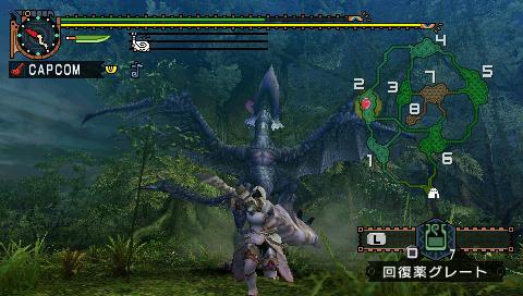 MonsterHunterPortable2ndG PSP Edit023