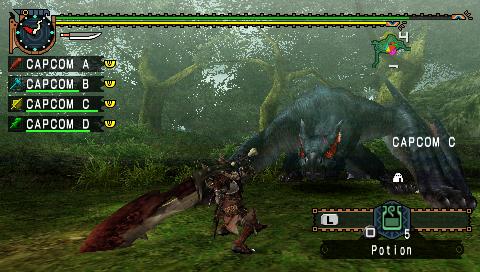 MonsterHunterPortable2ndG PSP Edit031