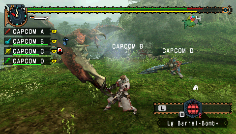 MonsterHunterPortable2ndG PSP Edit040