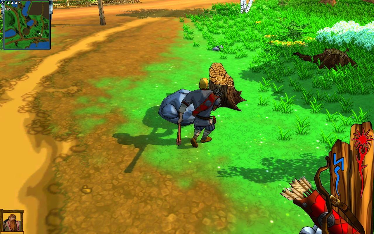 FairyTalesThreeHeroes PC Editeur 003