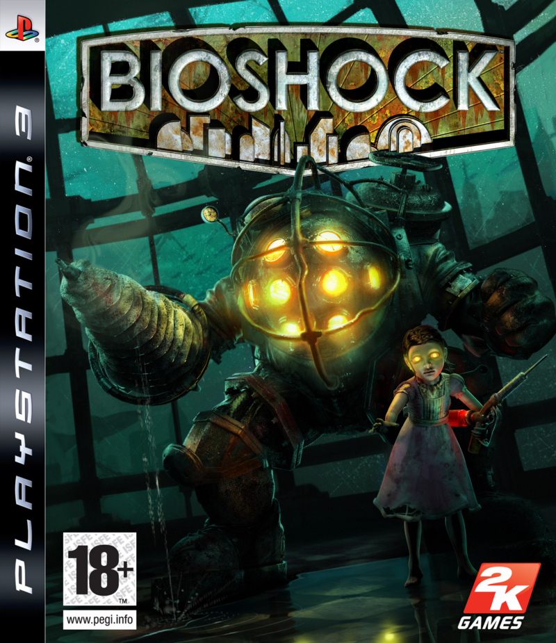 BioShock PS3 Jaquette