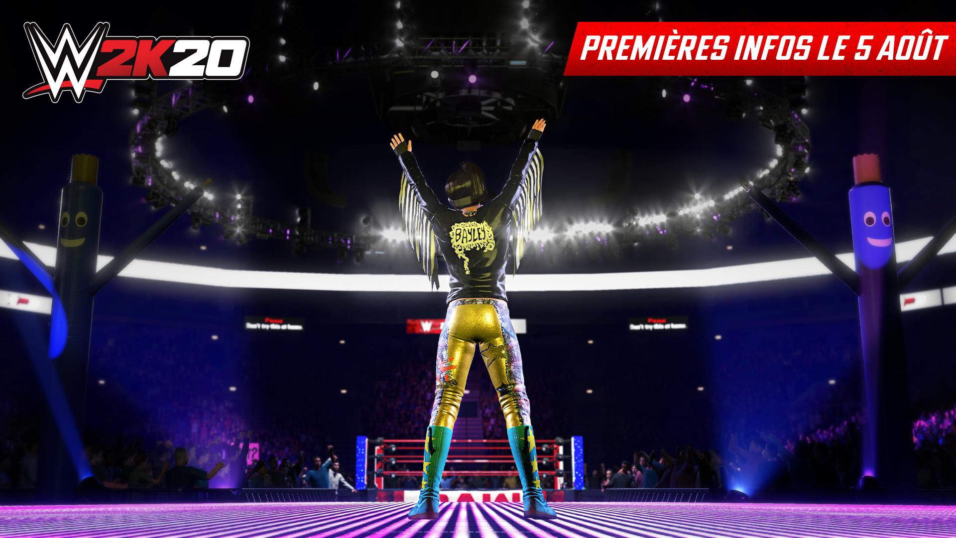 WWE2K20 Multi Editeur 002