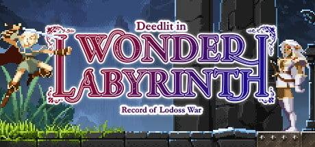 RecordofLodossWar-DeedlitinWonderLabyrinth PC Jaquette 001