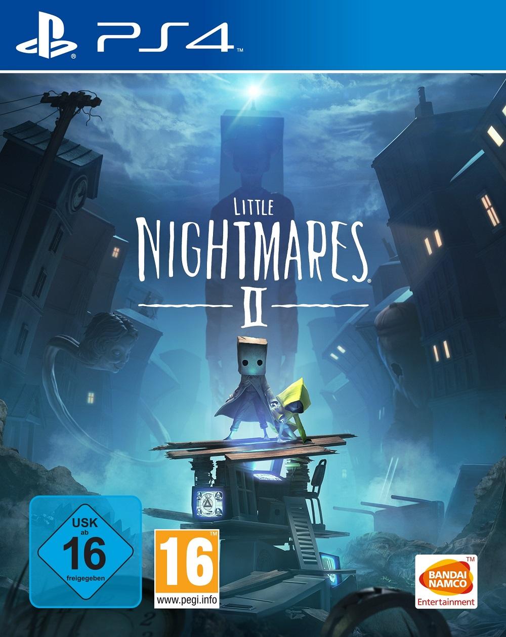 Gameplay - Découverte : Little Nightmares 2 😱 (Démo) sur Nintendo Switch !