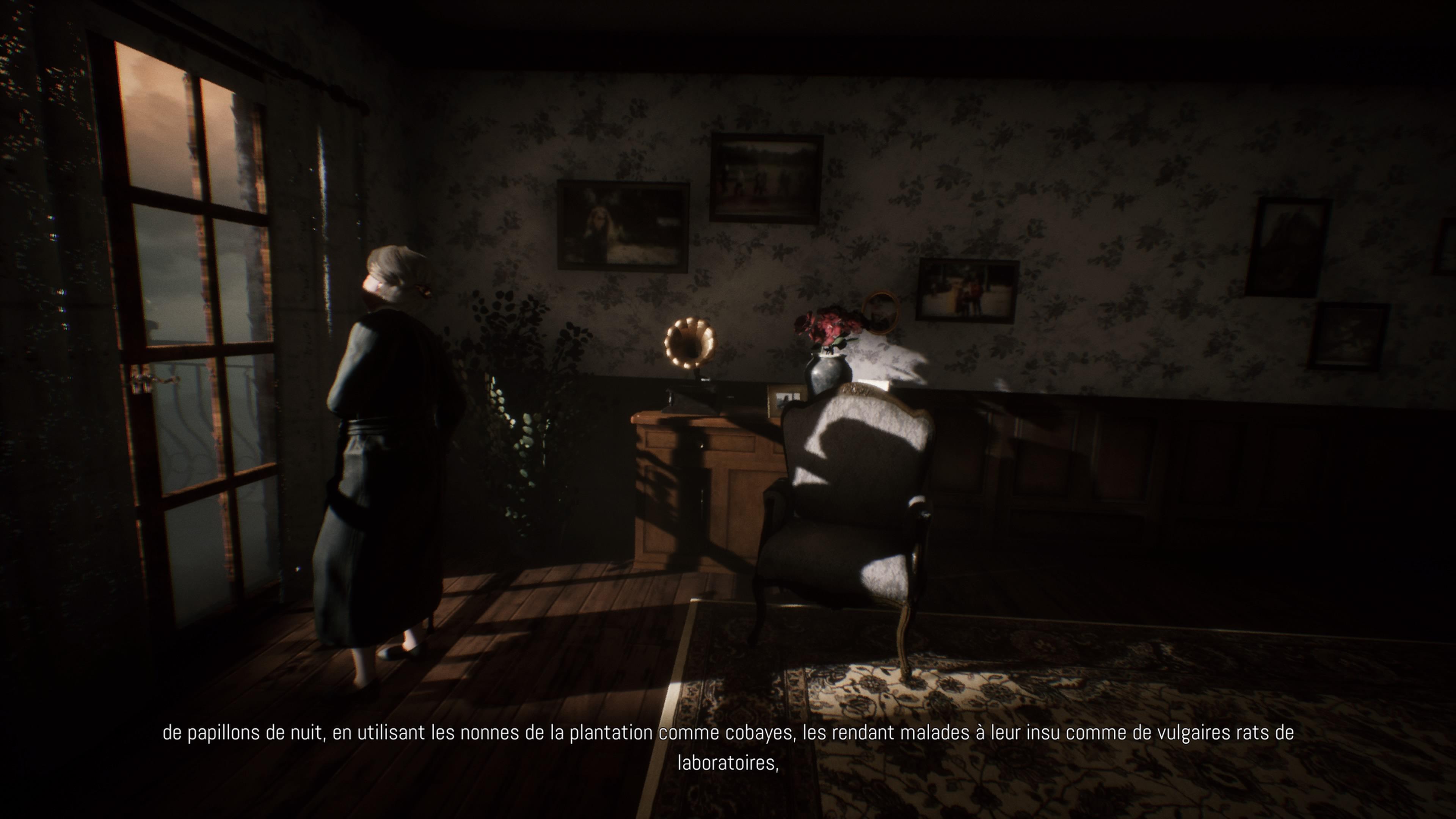 Remothered-BrokenPorcelain PS4 Test 002