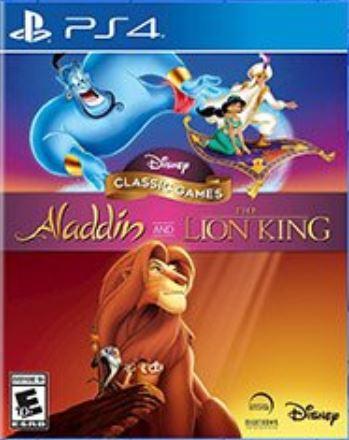 AladdinandTheLionKing PS4 Jaquette 001