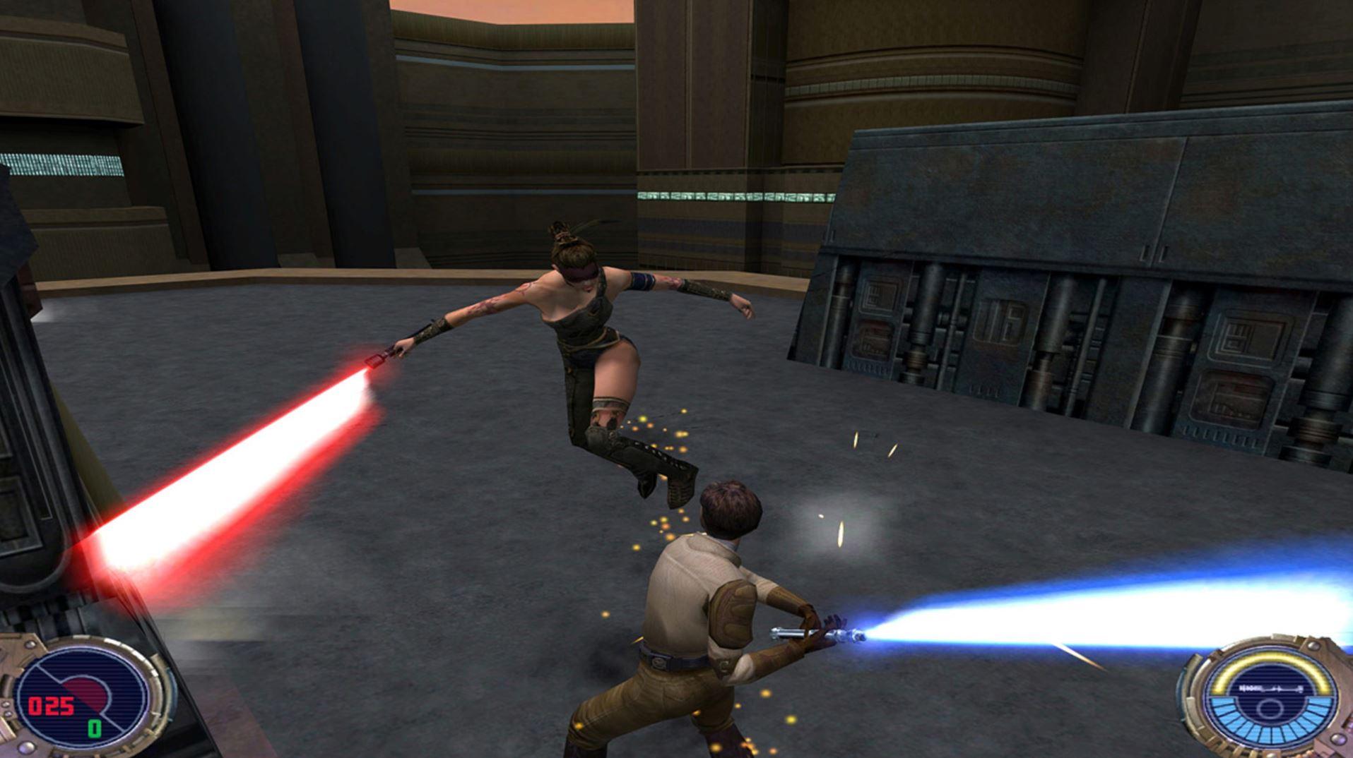 StarWarsJediKnightII-JediOutcast Switch Editeur 007