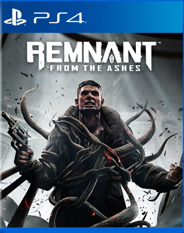 RemnantFromtheAshes PS4 Jaquette 001
