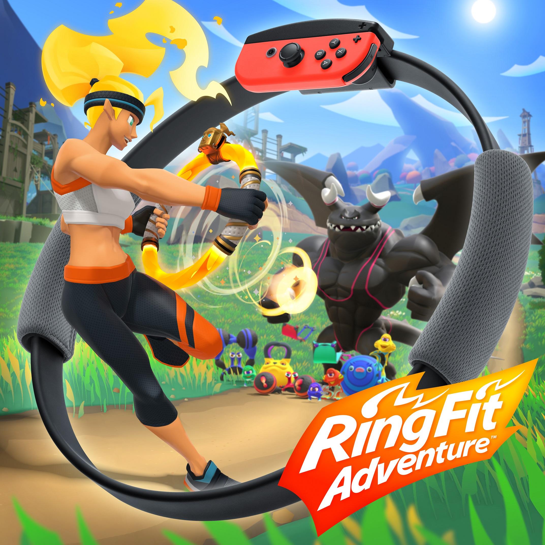 RingFitAdventure Switch Visuel 002