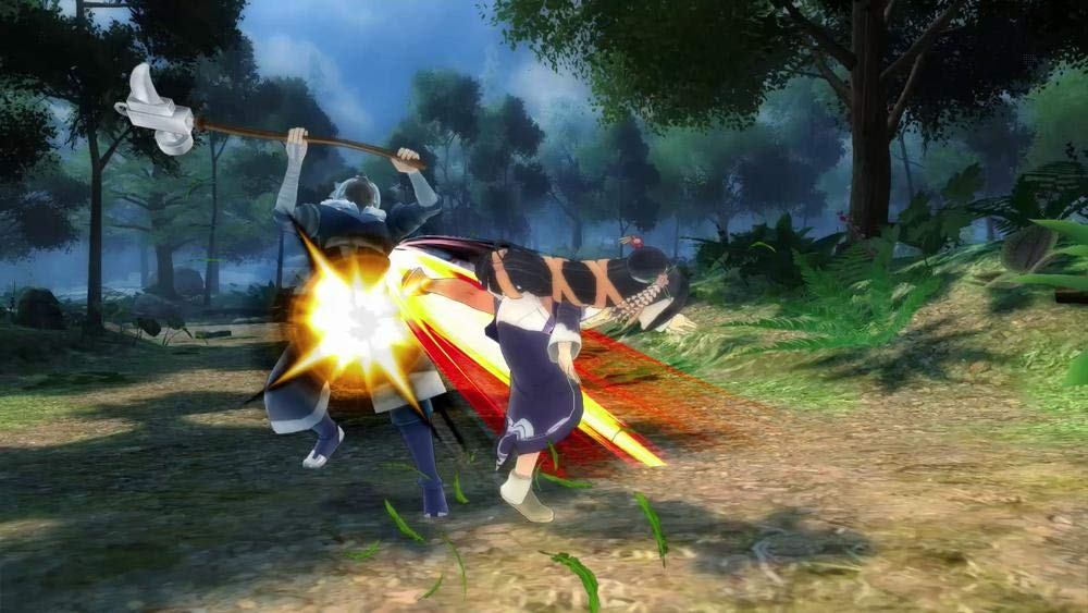 UtawarerumonoZAN PS4 Editeur 003