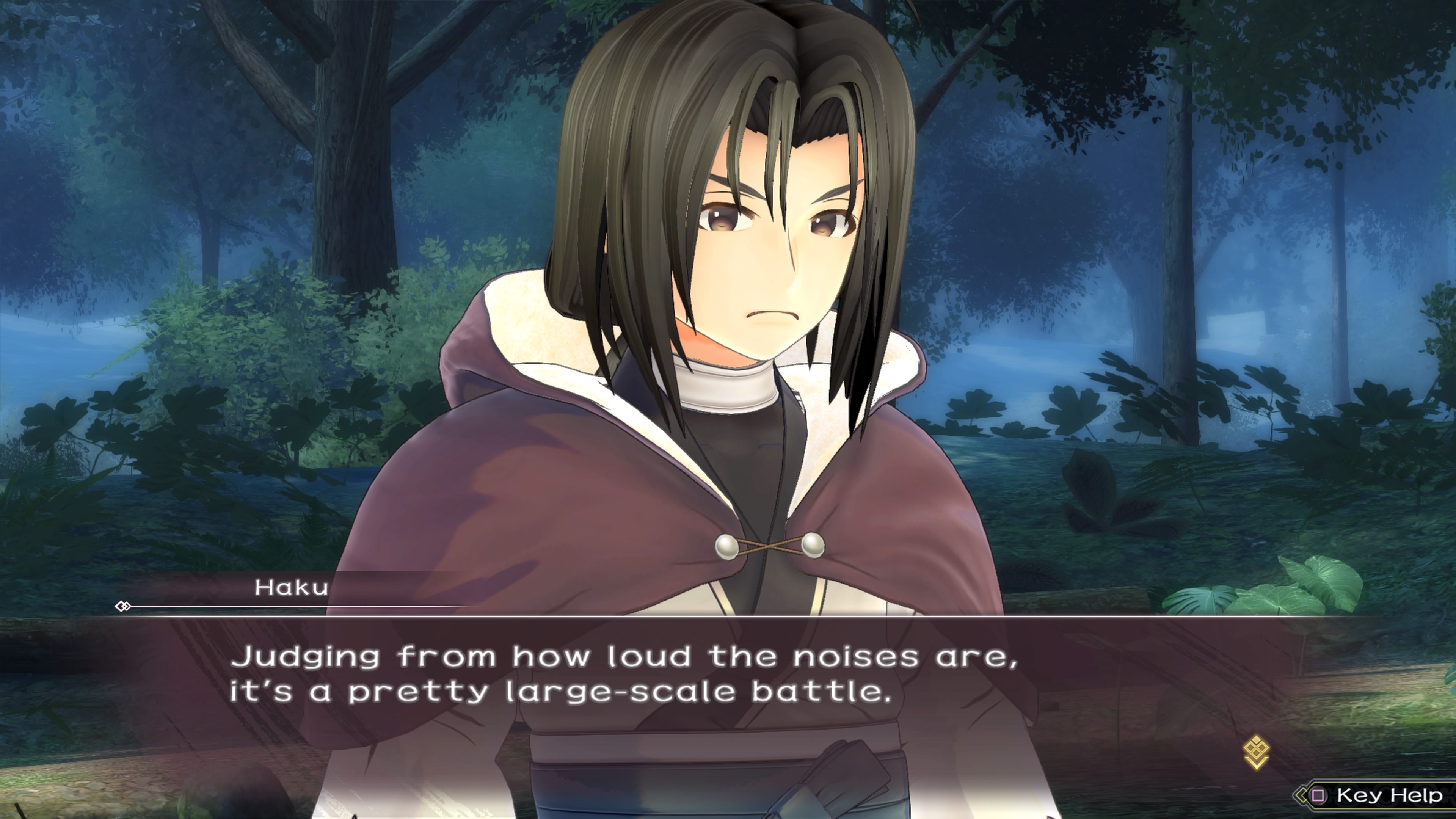 UtawarerumonoZAN PS4 Test 004