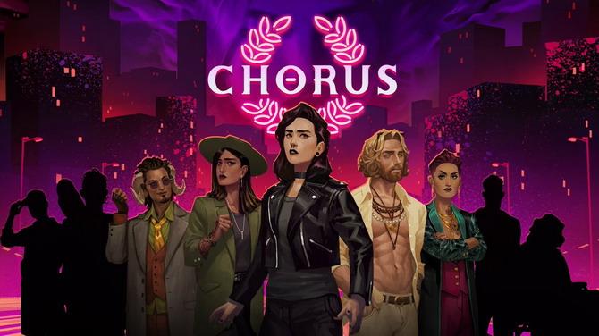 Chorus : An Adventure Musical