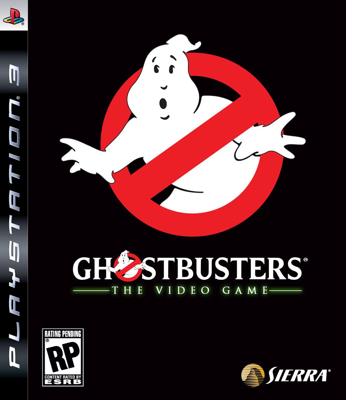 Ghostbusters PS3 Packshot