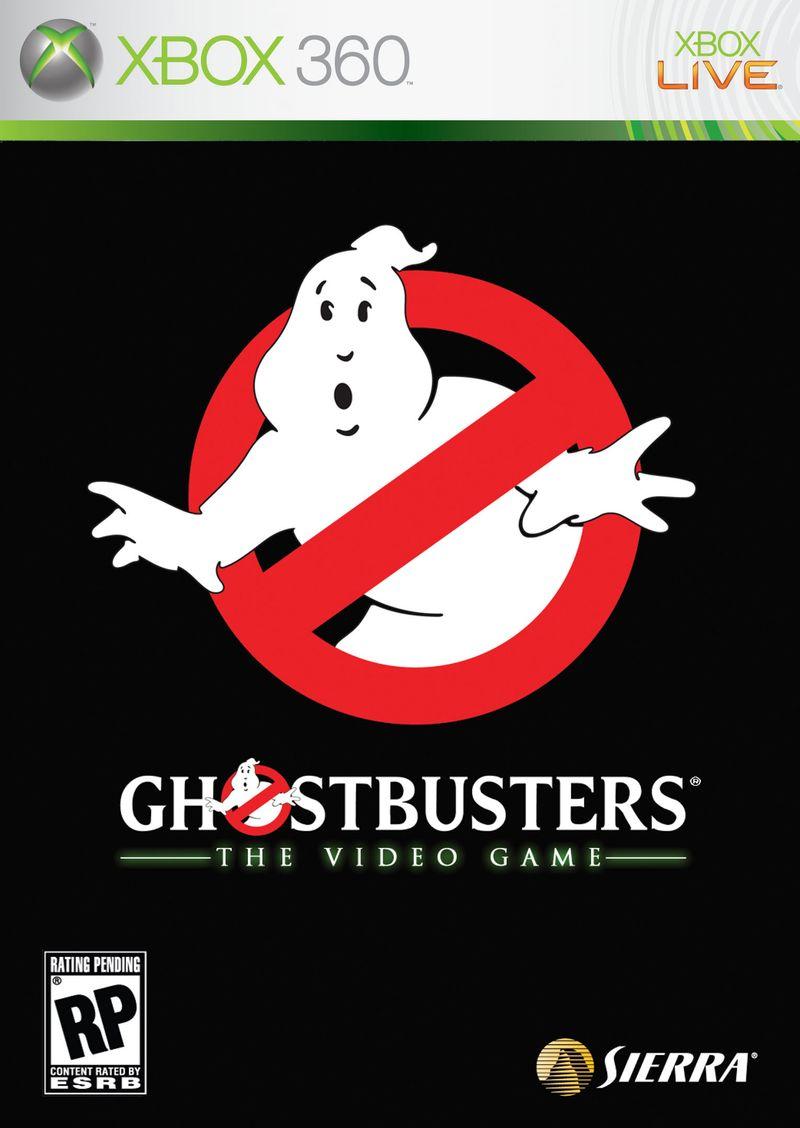 Ghostbusters X360 Packshot
