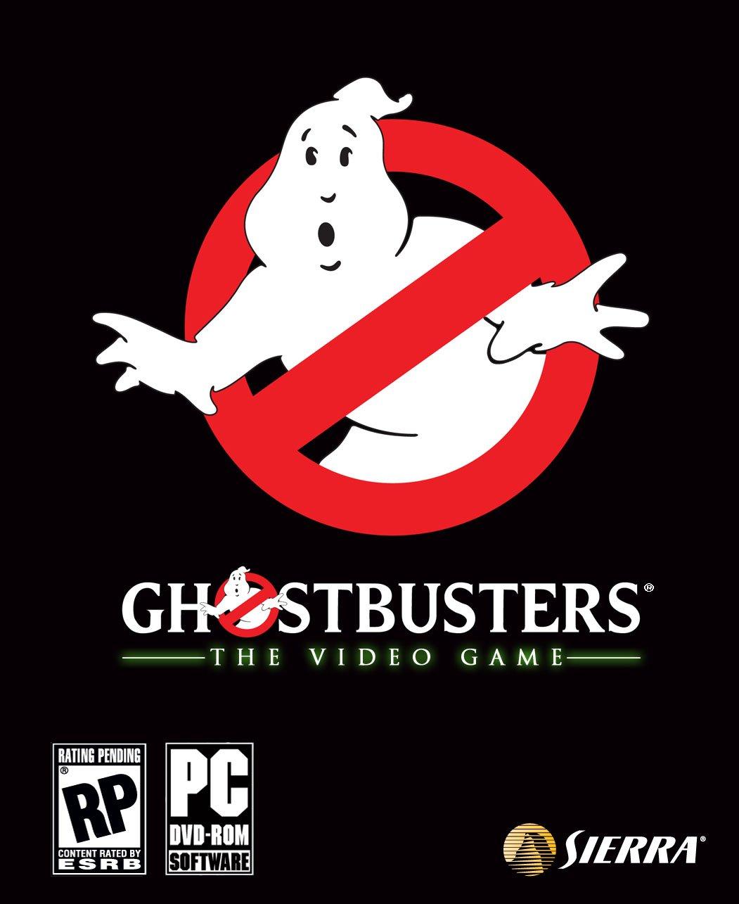 Ghostbusters PC Packshot