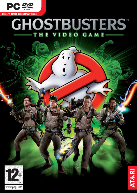 Ghostbusters PC jaquetteFR