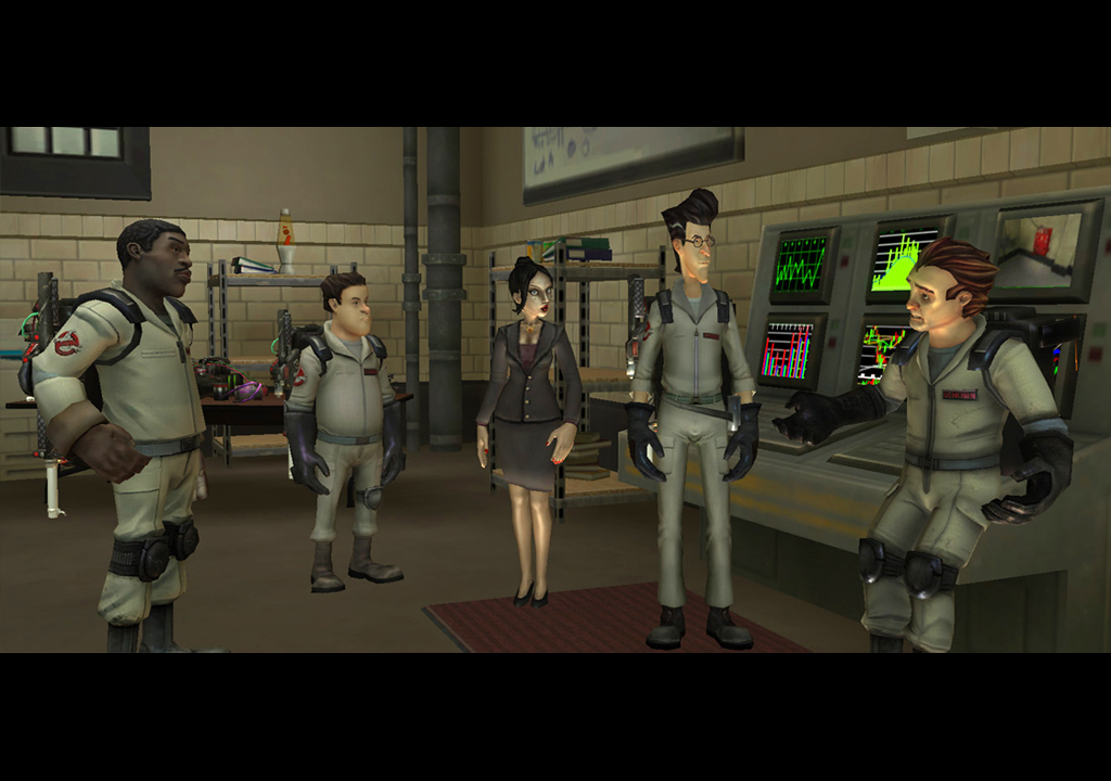 Ghostbusters Wii Ed012