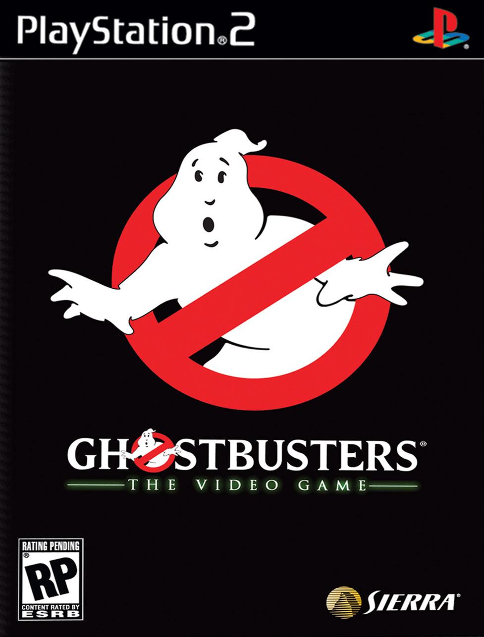 Ghostbusters PS2 Packshot