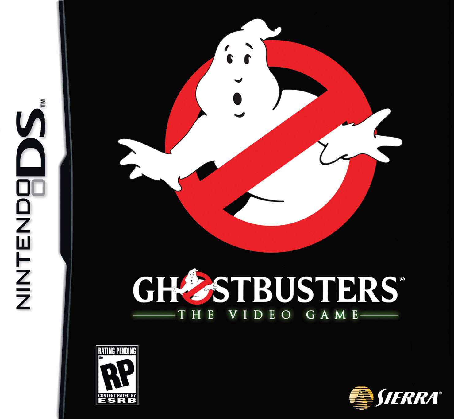 Ghostbusters DS Packshot