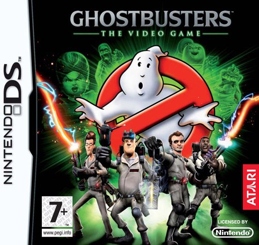 Ghostbusters DS jaquetteFR