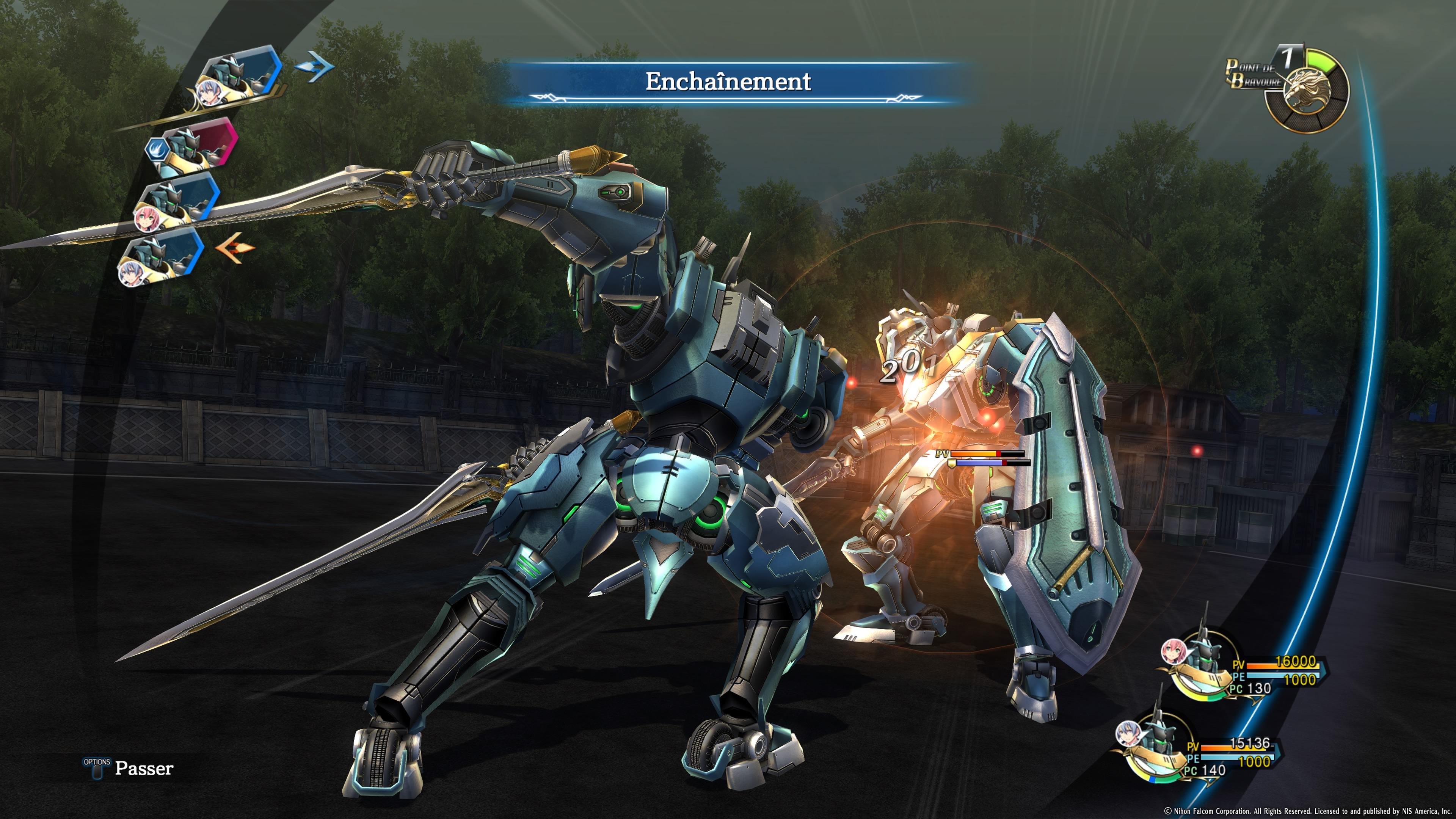 TheLegendofHeroes-TrailsofColdSteelIII PS4 Test 014