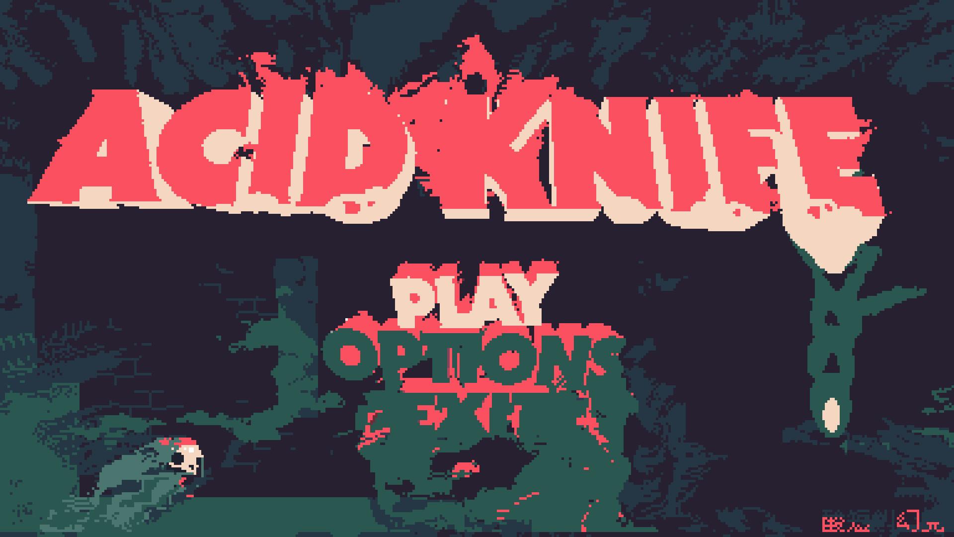 AcidKnife PC Editeur 002