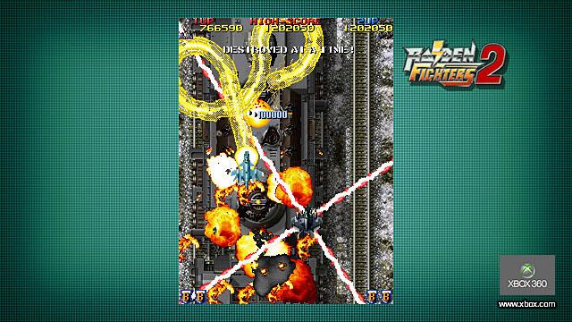 RaidenFightersAces X360 Edit020