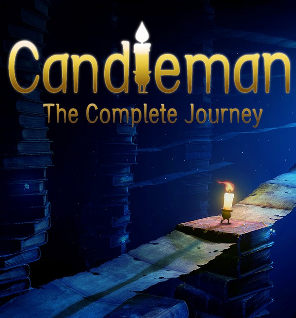 Candleman : The Complete Journey