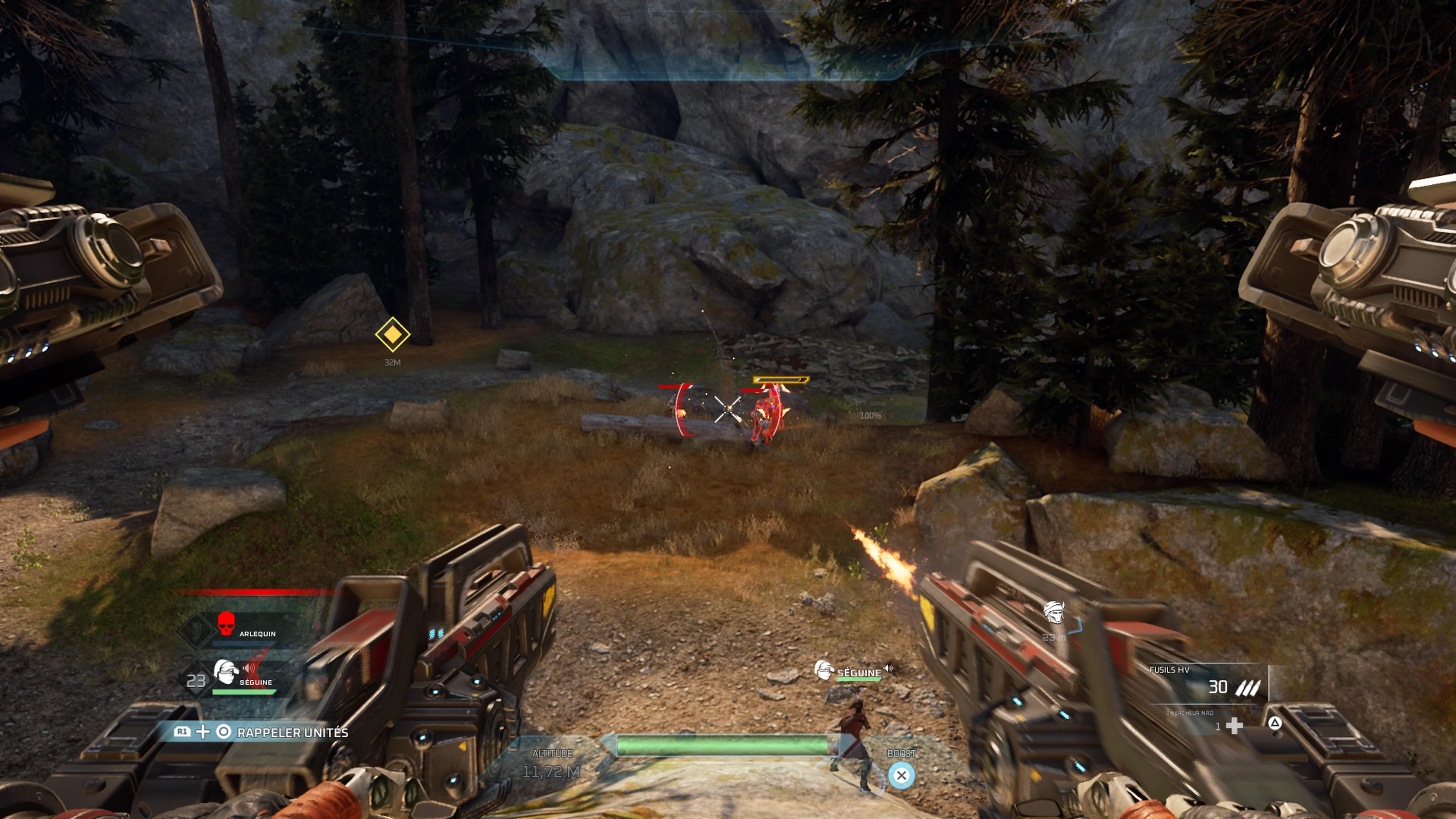 Disintegration PS4 Test 007