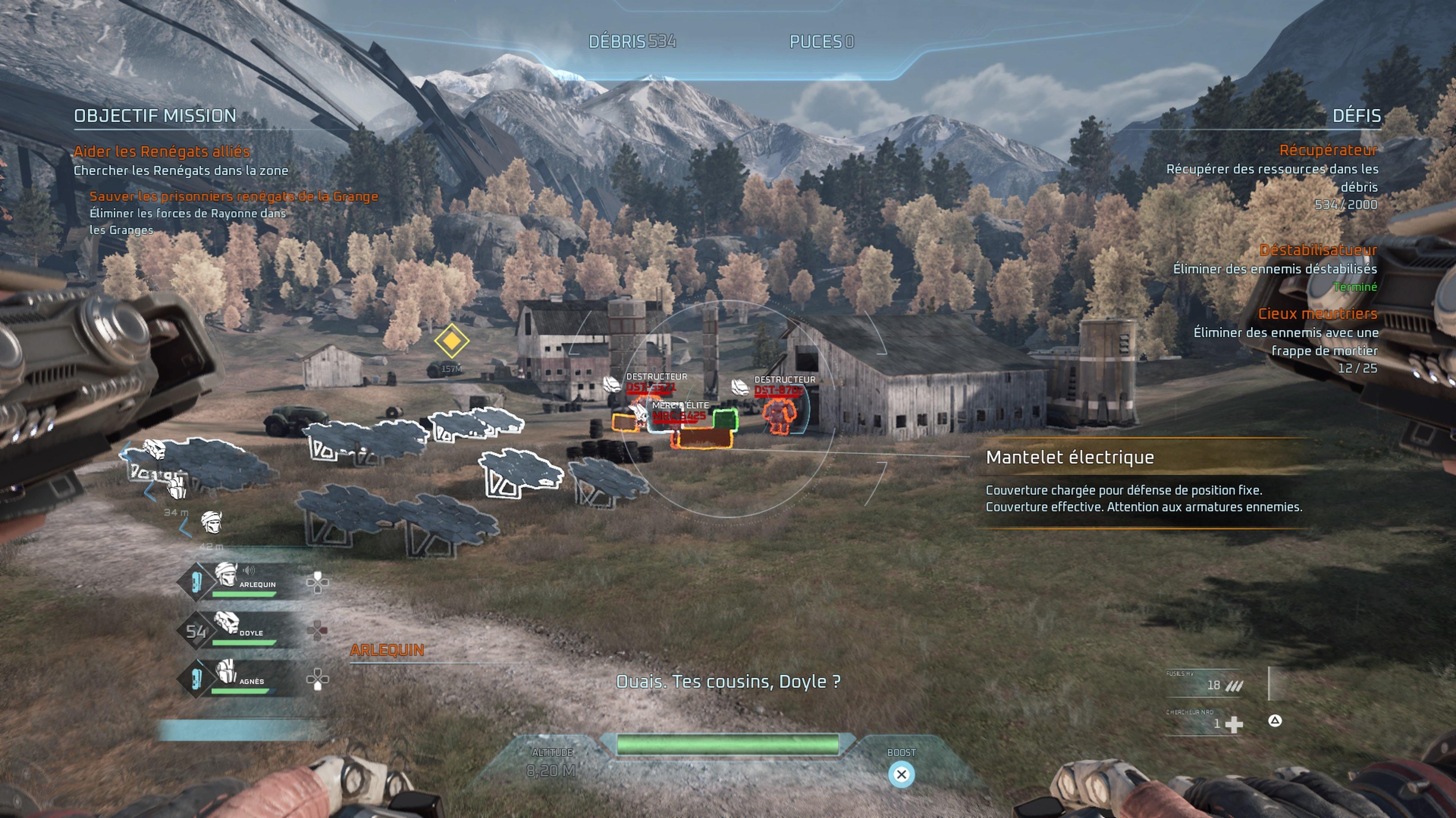 Disintegration PS4 Test 013