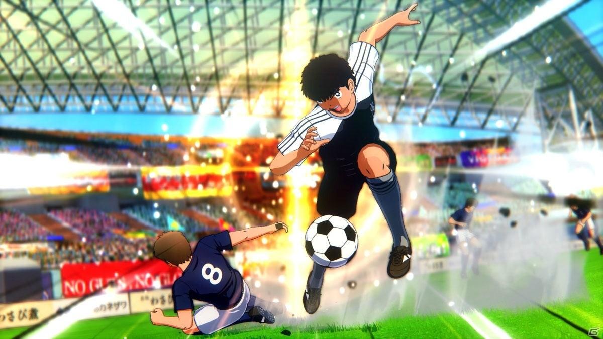 CaptainTsubasa-RiseofNewChampions PS4 Editeur 036