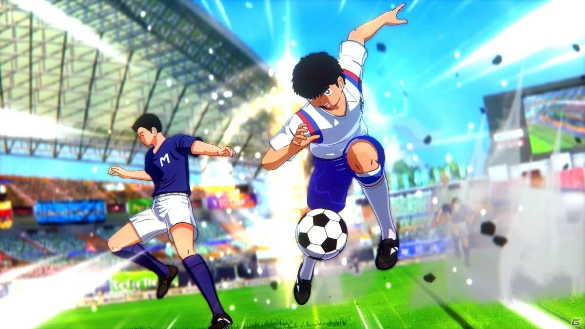 CaptainTsubasa-RiseofNewChampions PS4 Editeur 039