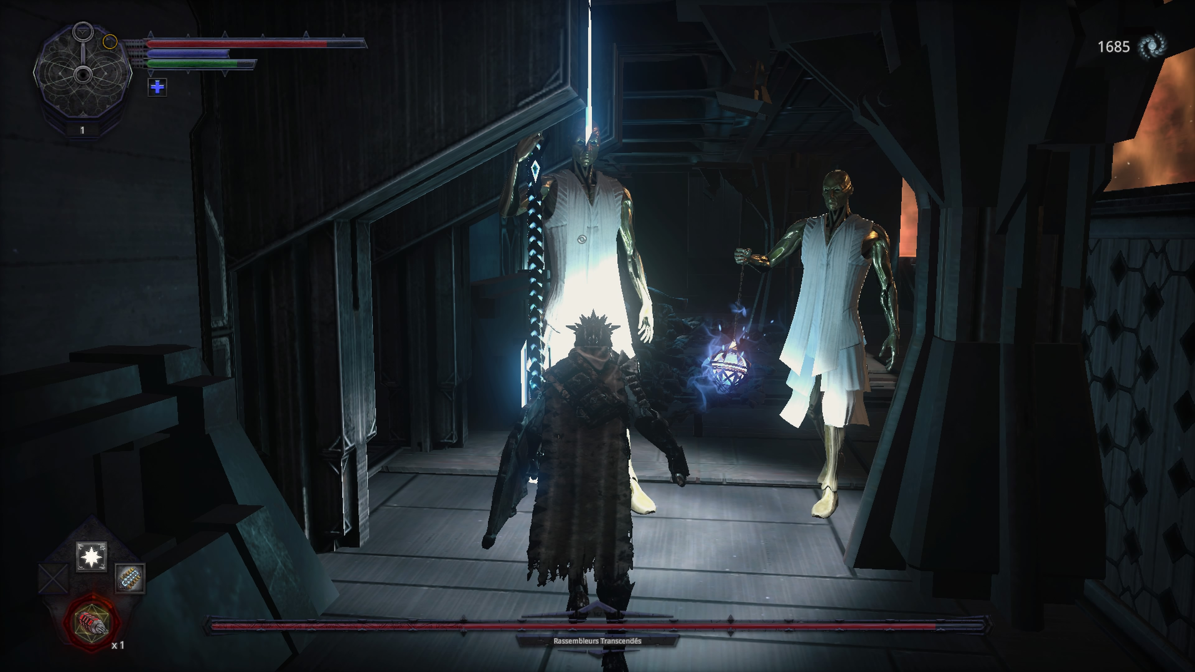 Hellpoint PS4 Test 011