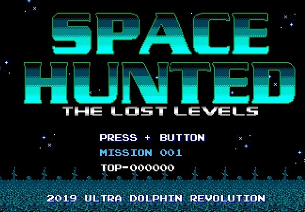 Space Hunted : The Lost Levels