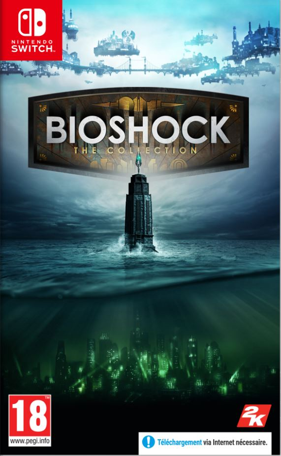 BioShock-TheCollection Switch Jaquette 001