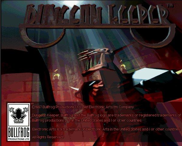 DungeonKeeper PC Editeur 000