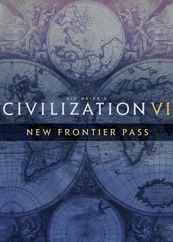 Civilization VI : Pass New Frontier