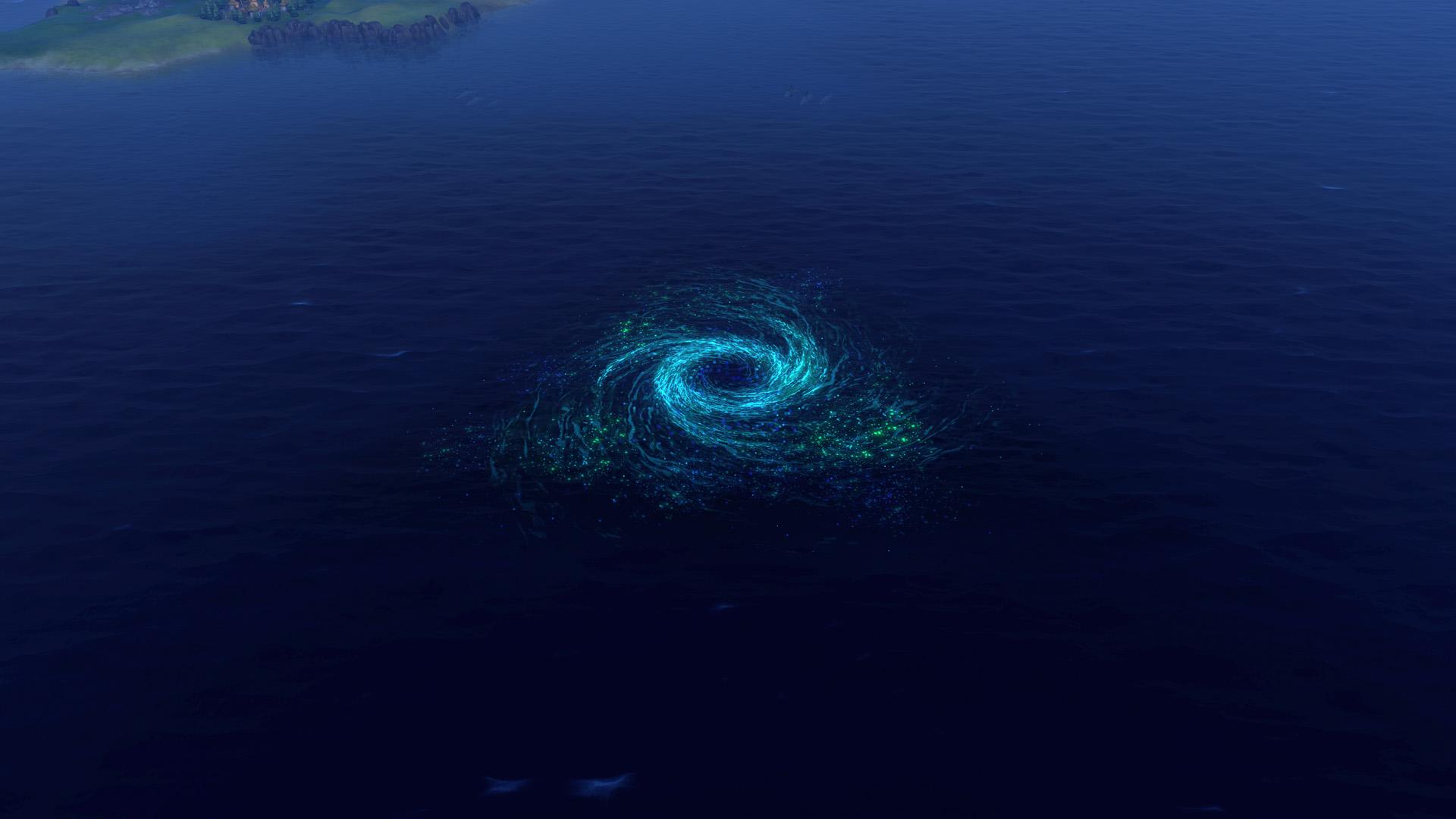 Civilization VI - New Frontier Pass - Maya - Gran Colombia Pack - Bermuda Triangle Natural Wonder